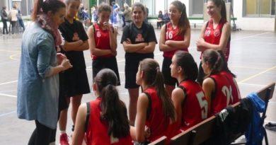 CRUCES A LA VISTA: Eider Azpeitia, entrenadora del Junior 2ª Femenino