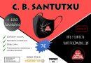 Mascarillas C.B. Santutxu