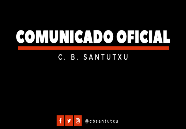 Comunicado C.B. Santutxu: Lotería Navidad
